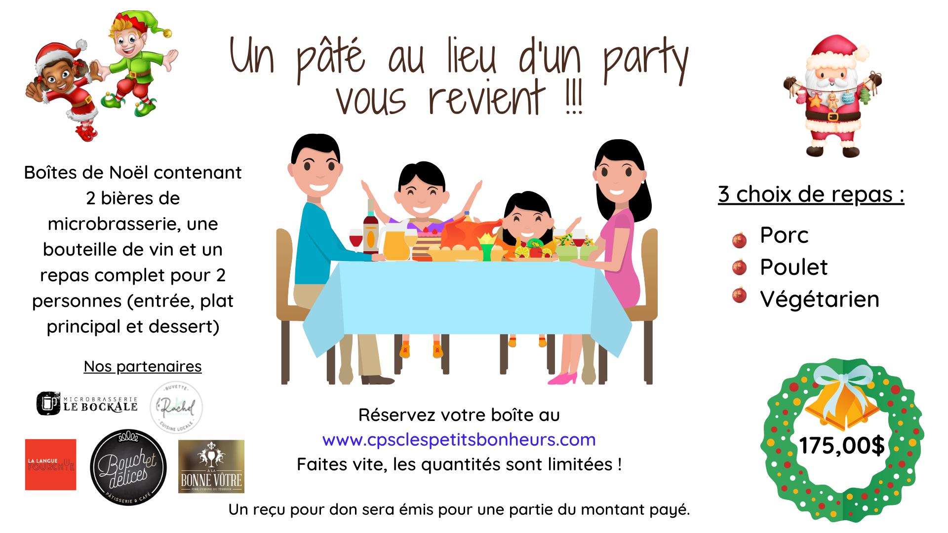 Image Un pâte au lien d'un party